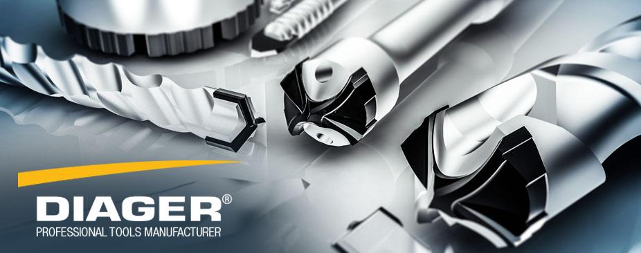DIAGER ist der führende Bohrer und Schraubbits Hersteller in Frankreich. Diager WErkzeuge werden weltweite auf Hochbau und Tiefbau Baustellen eingesetzt. www.technik-depot.at
