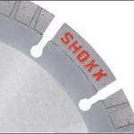 SHOXX Diamantsegmente von Samedia werden in einem weltweit einzigartigen Herstellungsverfahren gefertigt. SHOXX-Trennscheiben heben sich in Punkto Schnittgeschwindigkeit, Standzeit und Universalität von herkömmlichen Trennscheiben deutlich ab. Sie eignen sich aufgrund ihrer Eigenschaften insbesondere für den intensiven Dauereinsatz.