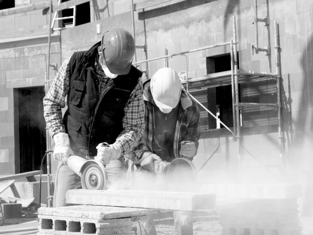 Diamantwerkzeuge - Sicherheitshinweise beachten - vermeiden Sie Arbeitsunfälle und reduzieren Sie das Risiko von Berufskrankheiten!