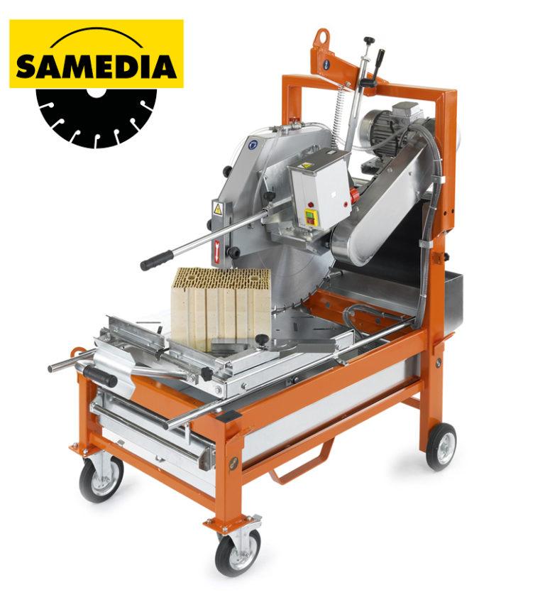 SAMEDIA FB650 Ziegelsäge für anspruchsvolle Profis