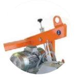 SAMEDIA FB650 Ziegelsäge - Motor mit elektrischer Bremse für schnellen Blatt-Stop und mehr Sicherheit!