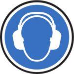 Persönliche Schutzausrüstung - Gehörschutz tragen
